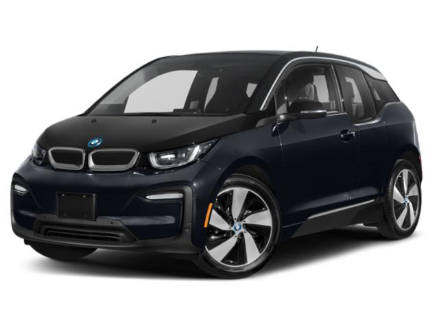 2019 BMW i3 Pictures i3 120 Ah photos side front view