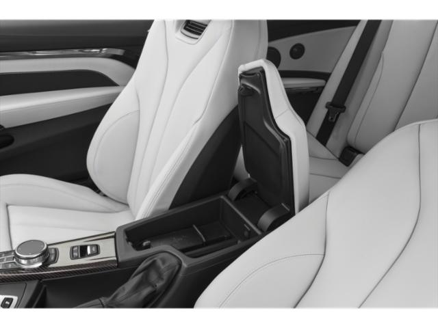 2019 BMW M4 Base Price Convertible Pricing center storage console