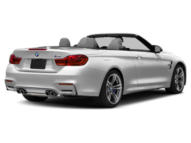 2019 BMW M4 Base Price Convertible Pricing side rear view