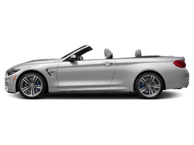 2019 BMW M4 Base Price Convertible Pricing side view