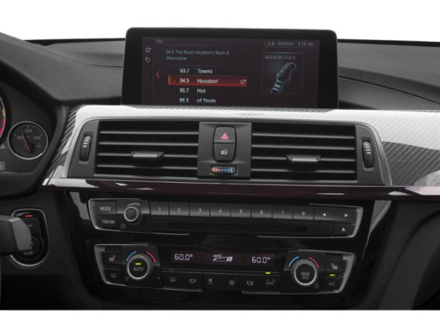 2019 BMW M4 Base Price Convertible Pricing stereo system