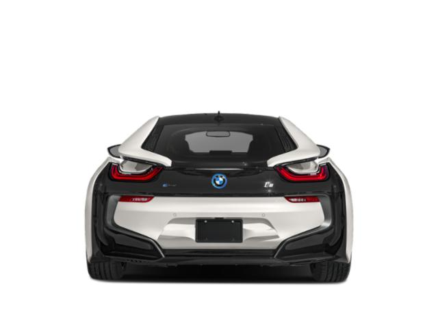 2019 BMW i8 Base Price Roadster Pricing rear view