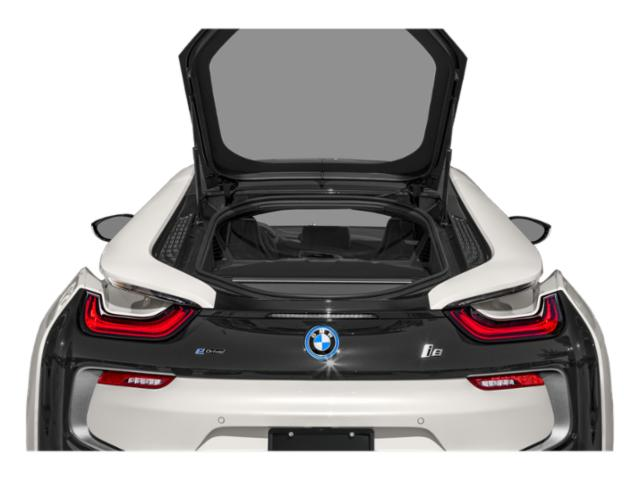 2019 BMW i8 Base Price Roadster Pricing open trunk