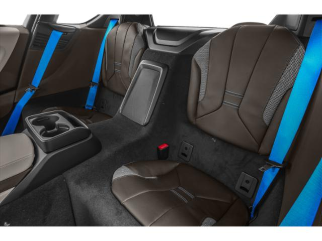 2019 BMW i8 Pictures i8 Coupe photos backseat interior