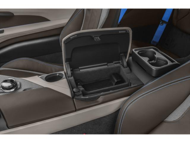 2019 BMW i8 Base Price Roadster Pricing center storage console