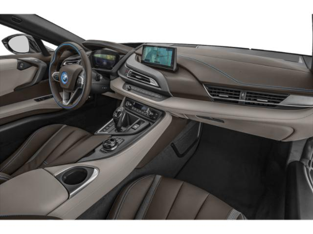 2019 BMW i8 Base Price Roadster Pricing passenger's dashboard