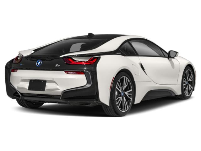 2019 BMW i8 Base Price Roadster Pricing side rear view