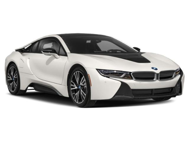 2019 BMW i8 Base Price Roadster Pricing side front view
