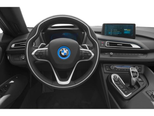 2019 BMW i8 Base Price Roadster Pricing driver's dashboard