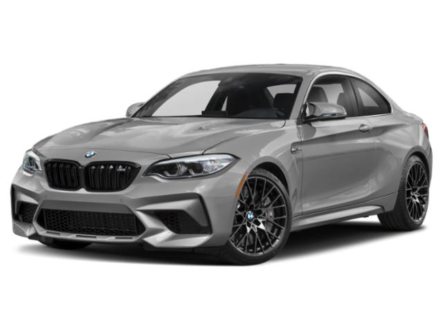 BMW M2 Coupe 2019 Coupe 2D M2 Competition - Фото 1