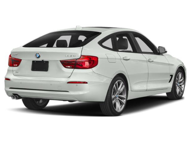 2019 BMW 3 Series Pictures 3 Series 330i xDrive Gran Turismo photos side rear view