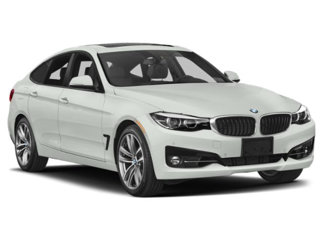 2019 BMW 3 Series Pictures 3 Series 330i xDrive Gran Turismo photos side front view