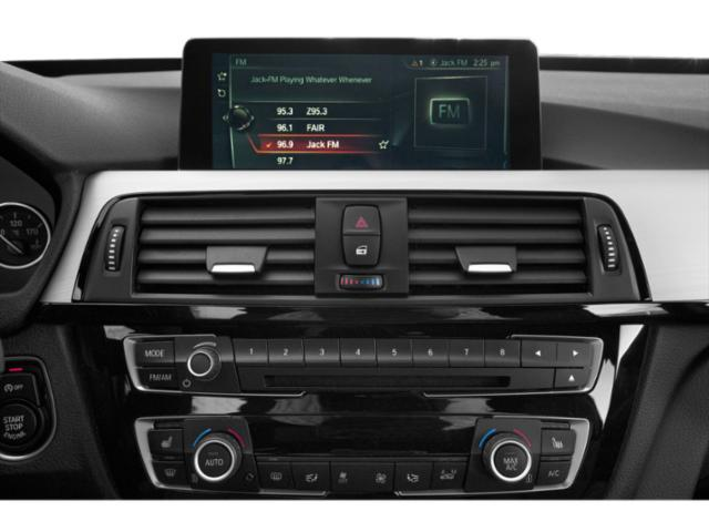 2019 BMW 3 Series Pictures 3 Series 330i xDrive Gran Turismo photos stereo system