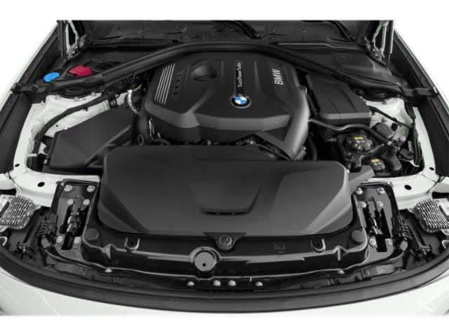 2019 BMW 3 Series Pictures 3 Series 330i xDrive Gran Turismo photos engine