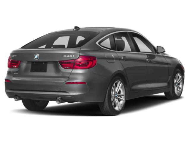 2019 BMW 3 Series Base Price 340i xDrive Gran Turismo Pricing side rear view