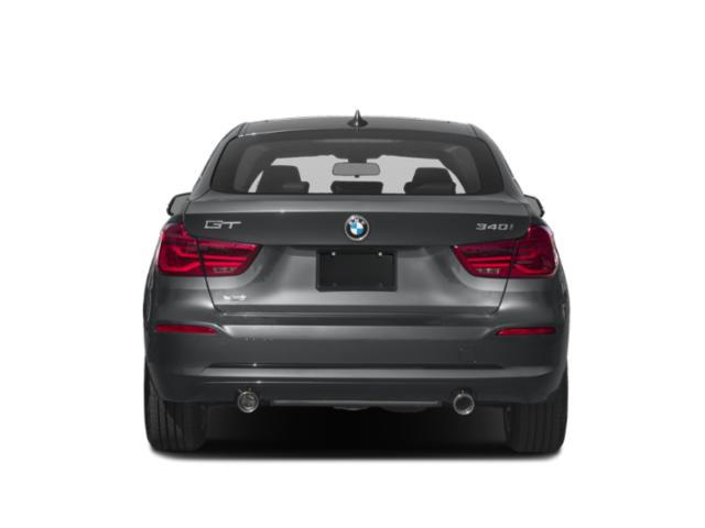 2019 BMW 3 Series Pictures 3 Series 340i xDrive Gran Turismo photos rear view