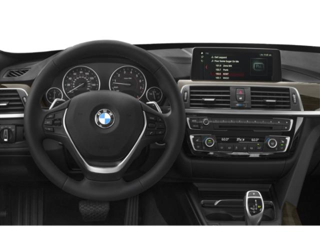 2019 BMW 3 Series Pictures 3 Series 340i xDrive Gran Turismo photos driver's dashboard