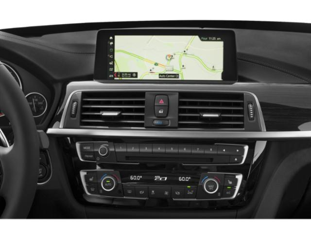 2019 BMW 3 Series Pictures 3 Series 340i xDrive Gran Turismo photos navigation system