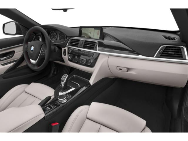 2019 BMW 4 Series Base Price 430i xDrive Coupe Pricing passenger's dashboard