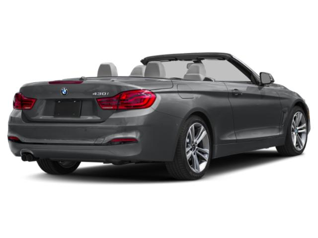 2019 BMW 4 Series Base Price 430i xDrive Coupe Pricing side rear view