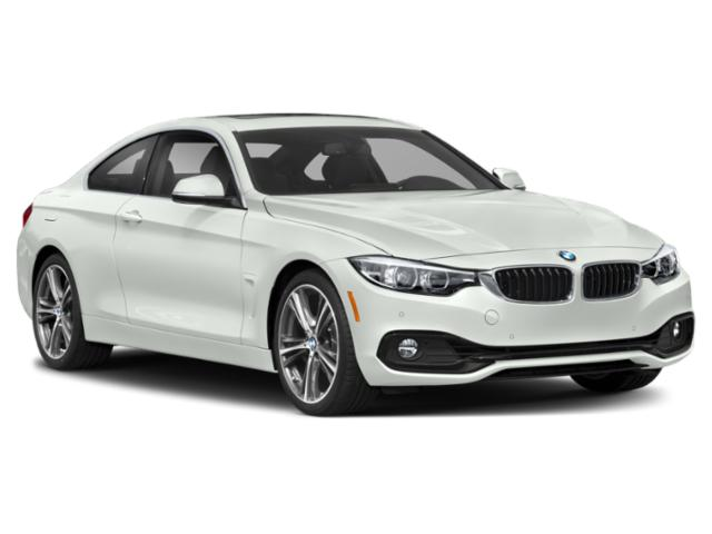 2019 BMW 4 Series Base Price 430i xDrive Coupe Pricing side front view