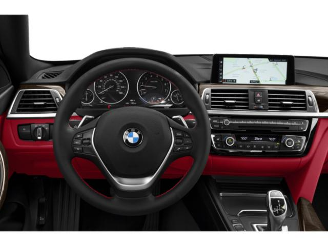 2019 BMW 4 Series Base Price 430i xDrive Coupe Pricing driver's dashboard