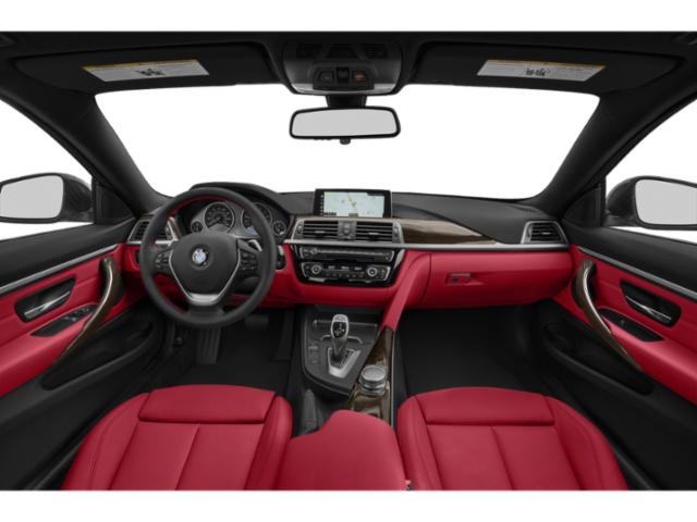 2019 BMW 4 Series Base Price 430i xDrive Coupe Pricing full dashboard