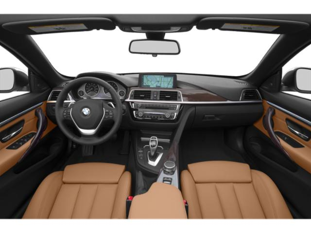2019 BMW 4 Series Pictures 4 Series 440i Convertible photos full dashboard