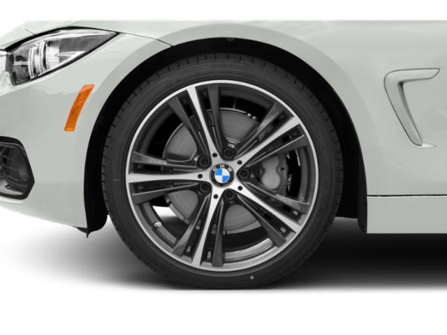 2019 BMW 4 Series Pictures 4 Series 440i Convertible photos wheel