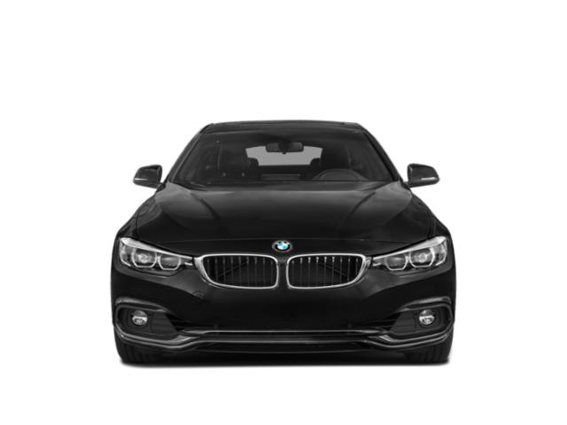 2019 BMW 4 Series Pictures 4 Series 430i Gran Coupe photos front view
