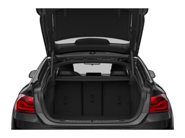 2019 BMW 4 Series Pictures 4 Series 430i Gran Coupe photos open trunk