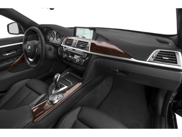 2019 BMW 4 Series Pictures 4 Series 430i Gran Coupe photos passenger's dashboard