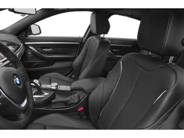 2019 BMW 4 Series Base Price 440i Gran Coupe Pricing front seat interior
