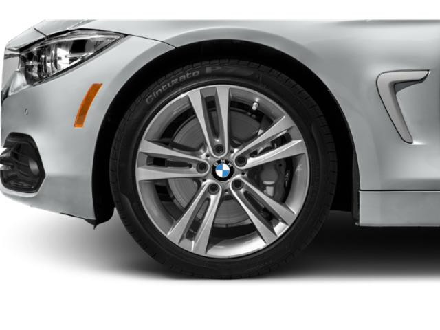 2019 BMW 4 Series Pictures 4 Series 440i xDrive Gran Coupe photos wheel