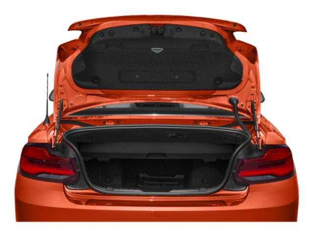 2019 BMW 2 Series Pictures 2 Series 230i Coupe photos open trunk