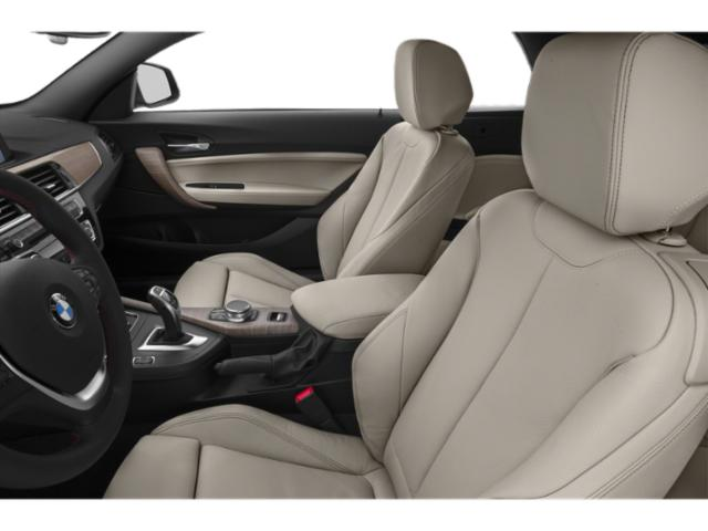 2019 BMW 2 Series Base Price 230i Coupe Pricing front seat interior