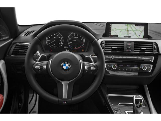 2019 BMW 2 Series Base Price M240i Coupe Pricing driver's dashboard