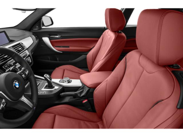2019 BMW 2 Series Base Price M240i Coupe Pricing front seat interior