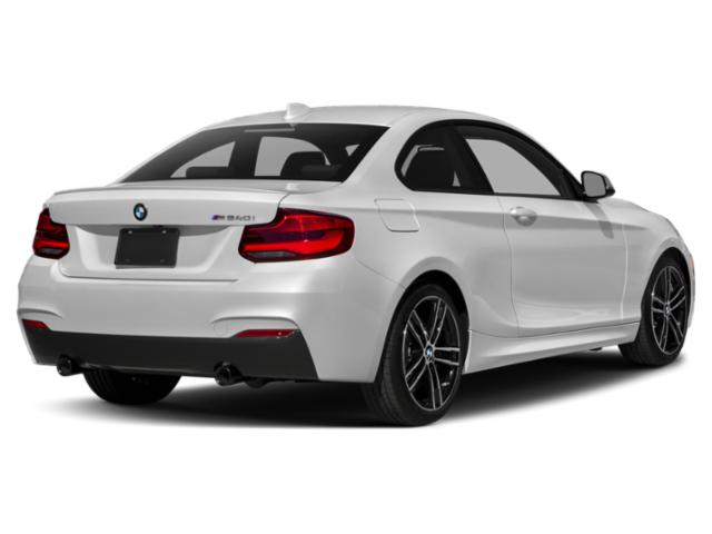 2019 BMW 2 Series Base Price M240i Coupe Pricing side rear view