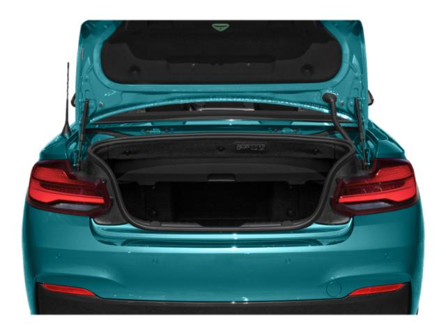 2019 BMW 2 Series Base Price M240i Coupe Pricing open trunk