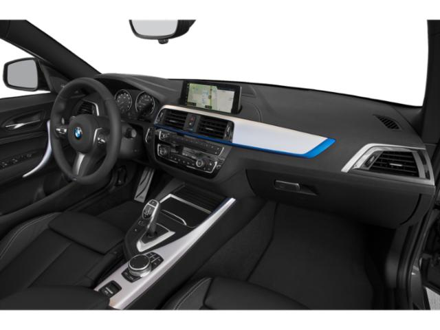 2019 BMW 2 Series Base Price M240i Coupe Pricing passenger's dashboard
