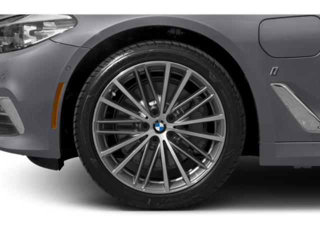 2019 BMW 5 Series Pictures 5 Series 530e xDrive iPerformance Plug-In Hybrid photos wheel