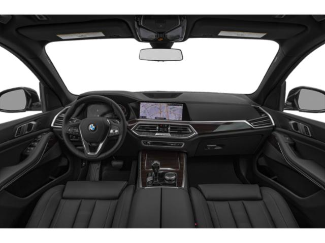 2019 BMW X5 Pictures X5 xDrive40i Sports Activity Vehicle photos full dashboard