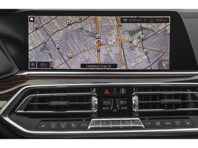 2019 BMW X5 Pictures X5 xDrive40i Sports Activity Vehicle photos navigation system