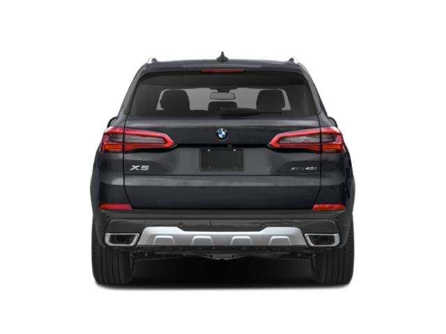 2019 BMW X5 Pictures X5 xDrive40i Sports Activity Vehicle photos rear view