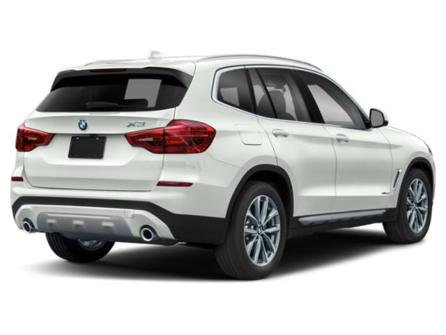 2019 BMW X3 Pictures X3 xDrive30i Sports Activity Vehicle photos side rear view