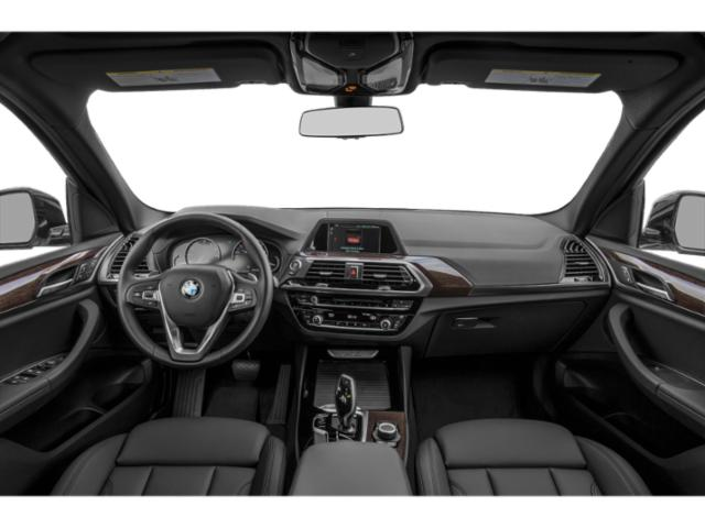 2019 BMW X3 Pictures X3 xDrive30i Sports Activity Vehicle photos full dashboard