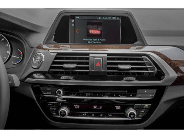2019 BMW X3 Pictures X3 xDrive30i Sports Activity Vehicle photos stereo system