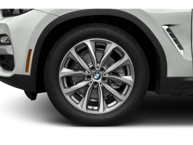 2019 BMW X3 Pictures X3 xDrive30i Sports Activity Vehicle photos wheel