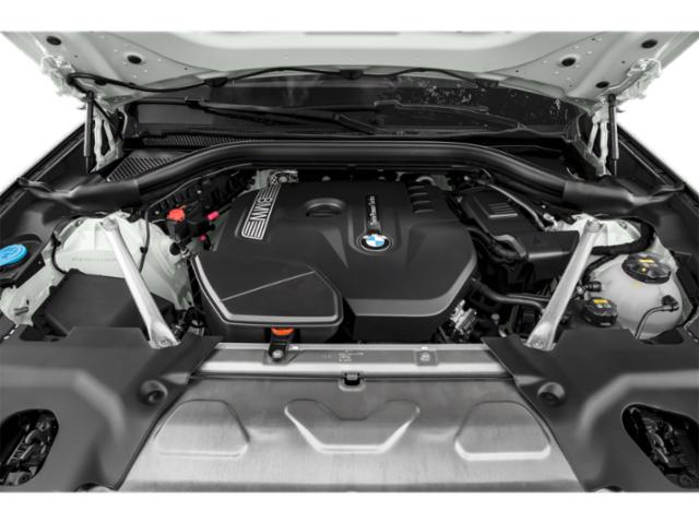 2019 BMW X3 Pictures X3 xDrive30i Sports Activity Vehicle photos engine